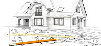 Дома из бруса по индивидуальным проектам